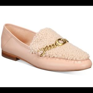 Coach helena C chain loafers